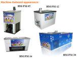 Tagesleistung 5000PCS (75g/PCS) HM-PM-05 der Eis-Lutschbonbon-Maschine
