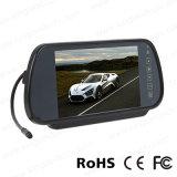 7inches video dello specchio dello schermo dell'affissione a cristalli liquidi Digitahi con la mini macchina fotografica dell'automobile