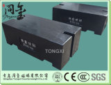 Pesos do ferro de molde do pesador da verificação de balanço da precisão