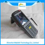 指紋を持つ携帯用データ収集装置、UHF RFIDの読取装置