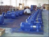 Pompe centrifuge d'aspiration de fin d'étape simple