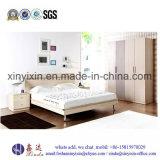 Foshan-Fabrik MDF-Bett-moderne Schlafzimmer-Set-Möbel (SH-020#)