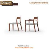Moderner Entwurfs-stapelbare speisende Gaststätte-Stühle für den Verkauf verwendet