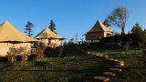 De waterdichte Tent van de Partij voor Activiteit Oudoor Gemakkelijk aan Opstelling op het Vuil van het Gras