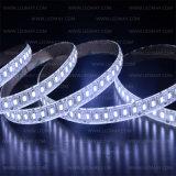Indicatore luminoso di strisce impermeabile flessibile caldo di vendita DC12V SMD2835 IP65 LED