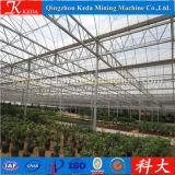 PE Tunnel Garden Serre, grande maison verte de polytunnel