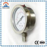 OEM Auftrag U-Rohr Unterdruckmanometer Edelstahl U Rohrmanometer