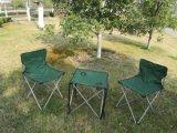折られた屋外のLesureキャンプ釣椅子