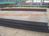 Placa de acero laminada en caliente de ASTM Corten para el puente