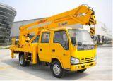 Isuzu 600pのアンテナのトラック
