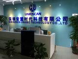Escáner de rayos X Uniqscan 5030c Inspección de equipaje y paquetería Escáner de rayos X del aeropuerto