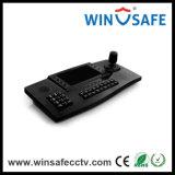 Contrôleur clavier éloigné d'appareil-photo visuel de PTZ mini