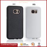 De alta calidad mágica Nano Sticky Selfie teléfono celular Shell Anti Gravity caso para Samsung S8