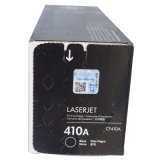 Echte Farben-Laser-Toner-Kassette der Kassetten-CF410A 401A für HP-Drucker