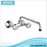 Choisir le mélangeur fixé au mur Jv74602 de cuisine de traitement