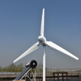gerador 48V 50Hz do moinho de vento 1000W para fora da grade e no sistema de grade