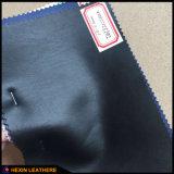 Het zeer Zachte Materiaal van het Leer van Schoenen Pu voor de Laarzen hx-S1732 van de Schoenen van Dames