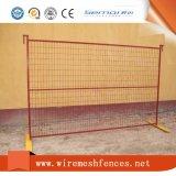 Una recinzione provvisoria galvanizzata di 6 ' *10'Canada per la vendita