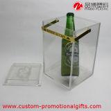 Benna di ghiaccio libera poco costosa acrilica di plastica ecologica del vino