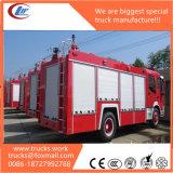 Тележка 4X4 бой пожара Dongfeng сухая Podwer