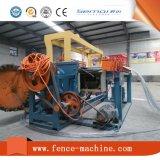 Machine sertissante sertie complètement automatique de treillis métallique de la Chine