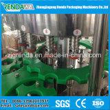 Waschen, 3 in 1 Monoblock Getränk-Wasser-Füllmaschine für Haustier-Flasche füllend und dichtend