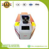 Máquina caliente de la soldadura por puntos de laser de la venta 2016 para el departamento del orfebre y de joyería