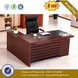 Горячий стол l таблица экзекьютива сбывания офиса формы самомоднейшая (HX-AD015)