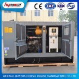 120 kVA Weifang Ricardo Diesel Generator Certificated door ISO en Ce