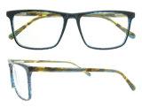 Met de hand gemaakte Acetaat Eyewear van het Frame van het Schouwspel van de Acetaat van de modieuze Ontwerper de Koele