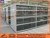 Подгонянное хранение кладя полку на полку хранения Средний-Обязанности длинней пяди стальную