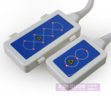 Macchina portatile di cavitazione di vuoto rf di massaggio per il dimagramento del corpo