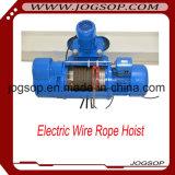 grua de corda elétrica do fio do monotrilho 5t com velocidade dupla/grua elétrica