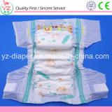 Pañales absorbentes estupendos impresos disponibles del bebé de la marca de fábrica S15 de Somy