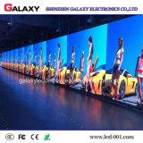 Alta visualizzazione dell'interno di colore completo LED di definizione P1.5625/P1.667/P1.923