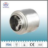 Valvola di ritenuta saldata sanitaria dell'acciaio inossidabile (RZ13-SMS-No. RZ4121)