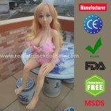 Goedkope Doll van de Liefde TPE van Doll van het Geslacht van 100cm Aantrekkelijke Sexy Mannelijke