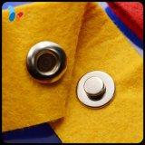 Новый металл типа 2017 4 части щелчковой кнопки для ткани