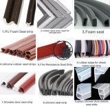 OEM PVC Windowsのための耐火性のゴム製シールの縞