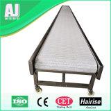 Convoyeur automatique de pièce propre de plaque de passage de pièces de production de Hairise