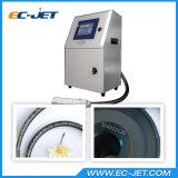Número de lote totalmente automática de codificación de la máquina de inyección de tinta de la impresora continua (EC-JET1000)