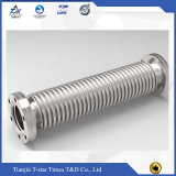 Boyau flexible d'acier inoxydable en métal tressé anti-calorique de boyau