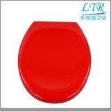 Sede di toletta rossa di disegno moderno per la stanza da bagno