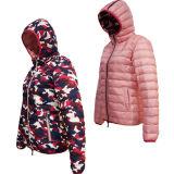 2016人のカスタム印刷を用いる可逆女性のジャケット