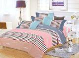 寝具シートは柔らかく、居心地のよい接触平らなシートとセットした