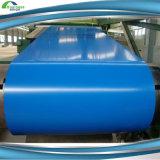 0.35mm厚くPrepainted電流を通された/Colorは金属の屋根のためのZ30gと/PPGIの鋼鉄コイルに塗った