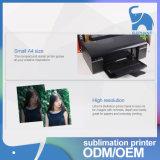 Talla de la impresora de inyección de tinta de la sublimación de la alta calidad T50 A4