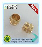 Aluminimまたはステンレス鋼または黄銅CNCの機械化サービスまたは精密機械化