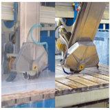 El puente del laser vio las encimeras del granito del corte/de mármol (XZQQ625A)