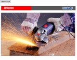Herramientas eléctricas profesionales de la amoladora de ángulo (AG029)